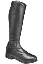 Harry Hall Childrens Edlington Long Riding Boots Black