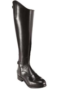 Harry Hall Womens Edlington Long Riding Boots Black