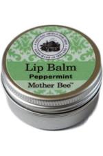 Mother-Bee 15ml Lip Balm - Peppermint Green LB15M