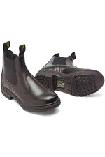 Mountain Horse Stable Jodhpur Boots Black