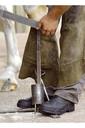Mountain Horse Protective Jodhpur Boots Brown