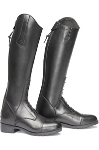 Mountain Horse Venice Young Rider Boots Black