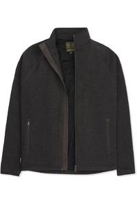 Musto Super Warm Polartec Windjammer Fleece Jacket Liquorice