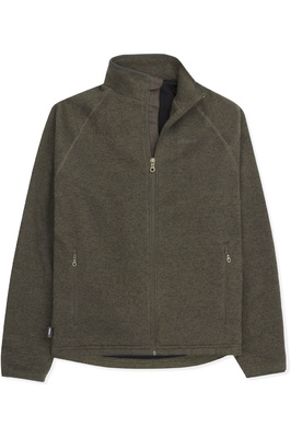 Musto Super Warm Polartec Windjammer Fleece Jacket Moss