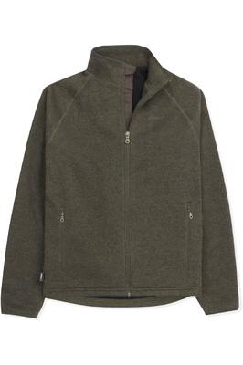 Musto Super Warm Polartec Windjammer Fleece Jacket Moss