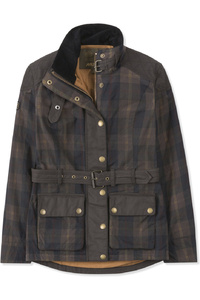 Musto Womens Ashcombe Jacket Woodland Check