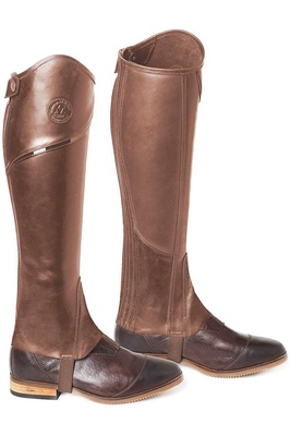 Mountain Horse River Chaps Brown